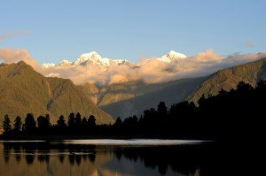Lake Matheson (Apr´09) - Neuseeland