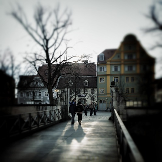 Frühling meldet sich - Ingolstadt