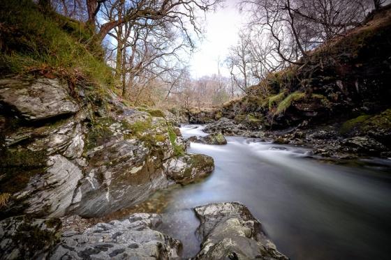 Falls of Falloch - Schottland