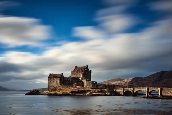 Eilean Donan Castle - Schottland